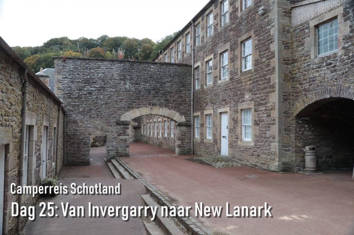 New Lanark Schotland