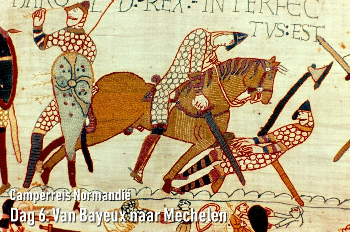 Tapis de Bayeux