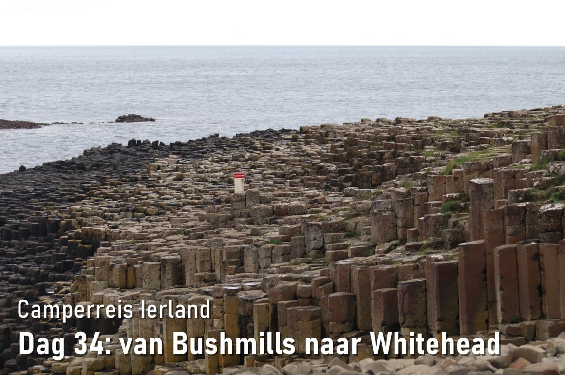Dag 34: van Bushmills naar Whitehead